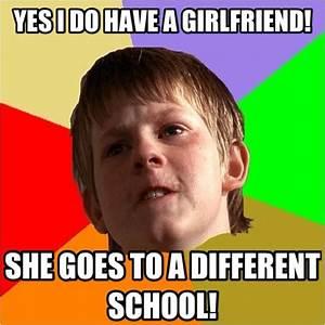 Angry school boy, meme, girlfriend | Cross country memes ...