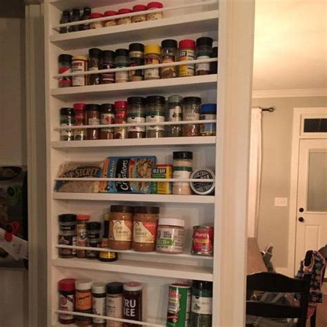 Spice Rack For Pantry Door by Pantry Door Spice Rack Door Spice Rack Door Mounted Spice