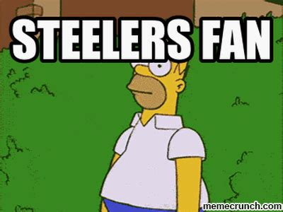 Steelers Fans Memes - steelers fan