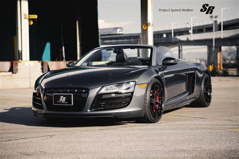 Audi Spyder R8 Speed, Audi R8 V10 Spyder Pictures