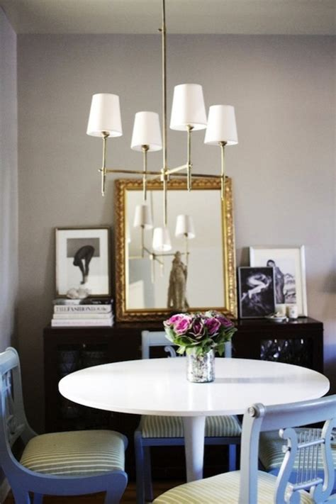 thomas obrien bryant chandelier transitional dining
