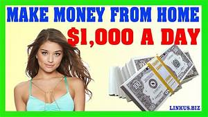 How To Make Money Online From Home - Make Money Fast 2017 ...