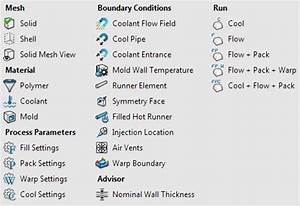 Solidworks 2017  Sw Plastics Interface And Configuration