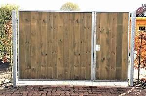 Gartentüren Aus Holz : gartent r gartentor hoftor aus holz oder metall kaufen ~ Michelbontemps.com Haus und Dekorationen