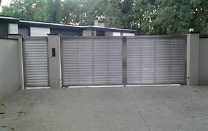 Portail Sur Mesure : portails sur mesure sg concept ~ Melissatoandfro.com Idées de Décoration