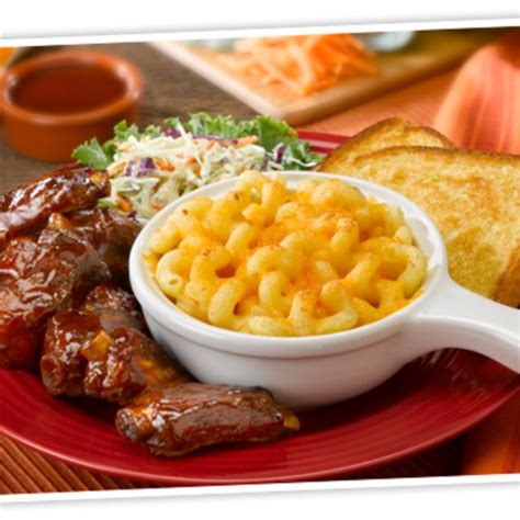 RIBLETS & MAC 'N' CHEESE - Red Robin Gourmet Burgers, View ...