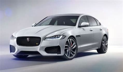 New Jaguar Xf British-built Compact Saloon