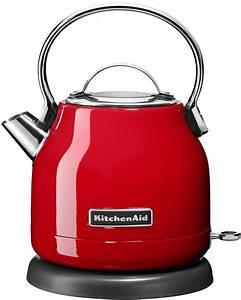 Wasserkocher Kitchen Aid : kitchenaid wasserkocher 5kek1222eer 1 25 liter 2200 watt empire rot online kaufen otto ~ Yasmunasinghe.com Haus und Dekorationen