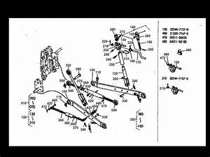 Kubota L295 Dt L295dt Tractor Part List Parts Manuals