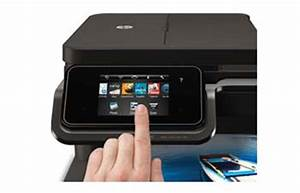 Hp Inkjet Printer Comparison Chart Amazon Com Hp Photosmart 7510 All In One With Efax