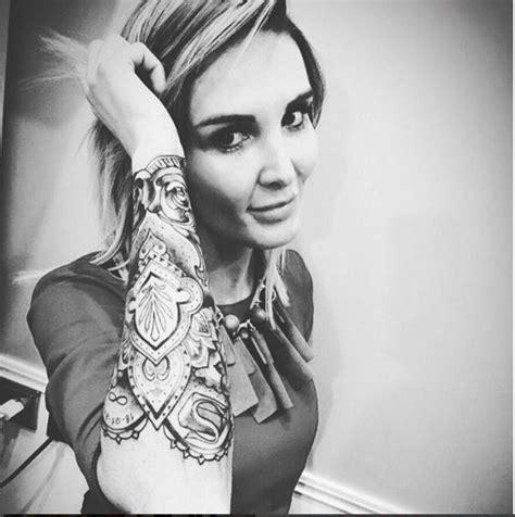 (photo) Marie Garet (ss5)  Son Nouveau Tatouage En
