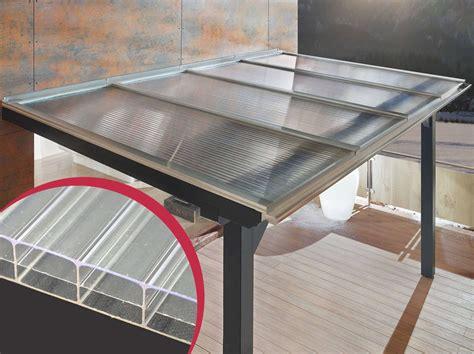 Welche Doppelstegplatten Für Terrassenüberdachung by Terrassen 252 Berdachung Mit Polycarbonat Doppelstegplatten 3