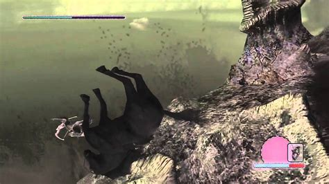 Shadow Of The Collosus Headbutted By Agro Funny