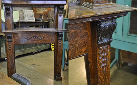 Salvaged Store Counter