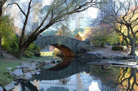 bridge gapstow central park york bridges nueva attractions centralpark sentimientos mirando mundo things