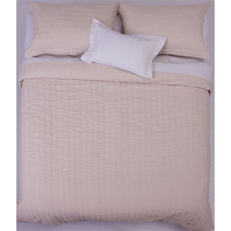 Design Port Bedding by Design Port Ashton Luxurious Cotton Duvet Cover