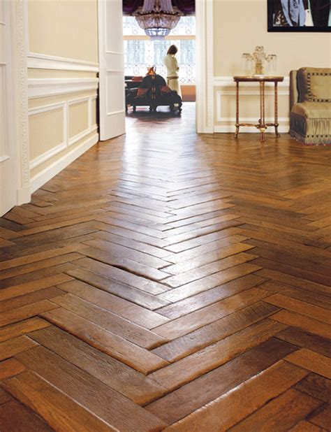 Hardwood Floor Ideas & Inspiration {and An Update!}  The