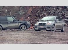 Essai BMW X6 M, Mercedes ML63 AMG, Range Rover V8