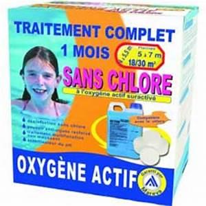 Traitement Choc Piscine : l oxyg ne actif pour qui pourquoi et comment l 39 utiliser ~ Carolinahurricanesstore.com Idées de Décoration
