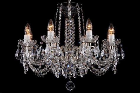 Melbourne Chandelier by Australian Supplier Of Preciosa Chandeliers