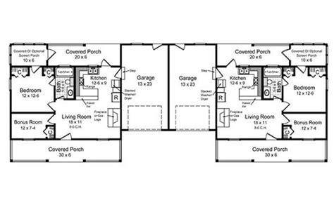 surprisingly duplex plans single story duplex floor plans single story 22 photo gallery house