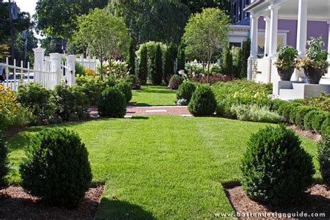Formal Garden : What Are The Best Plants For Perennial, Formal And