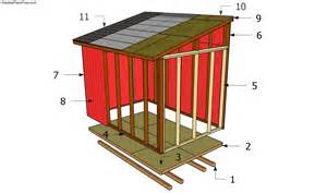 plans to build a house sample large lean to shed plans storage in a small footprint yard ideas shed