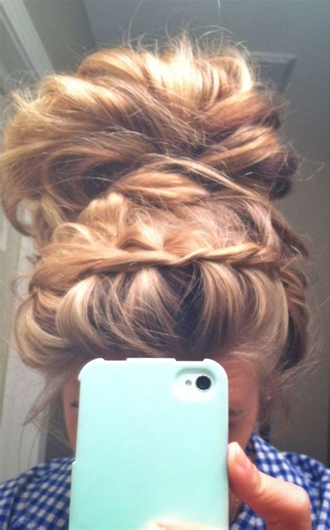 17 Best Ideas About Loose French Braids On Pinterest