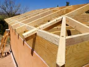 Building Hip Roof House