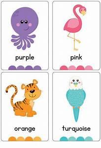 Animal En G : colour animal flash cards busy little bugs ~ Melissatoandfro.com Idées de Décoration