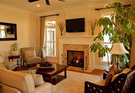 Small Living Room With Corner Fireplace - small living room ideas with corner fireplace