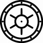 Vault Bank Icon Svg Onlinewebfonts Cdr