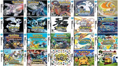 Download All Pokemon Games For Nds Usa 1 Link Mega