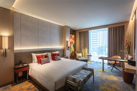 rooms suites sofitel singapore city centre