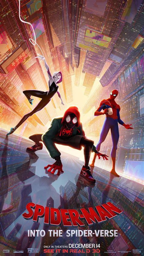 spider man   spider verse dvd release date