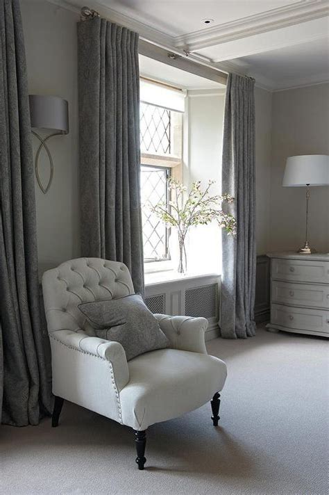 Gray Bedroom Drapes by Gray Bedroom Curtains Design Ideas