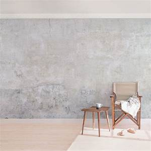 Wall Art Tapete : betontapete shabby betonoptik tapete vliestapete breit home ideas wallpaper wall wall ~ Eleganceandgraceweddings.com Haus und Dekorationen