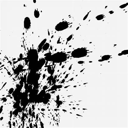 Splatter Ink Creative Psd Paint Dot Pngtree