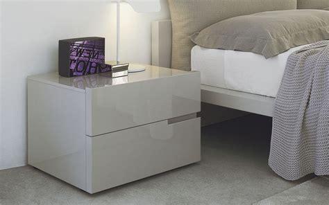 sofas italienisches design san giacomo nachttisch breccia 330 mit 2 schubladen