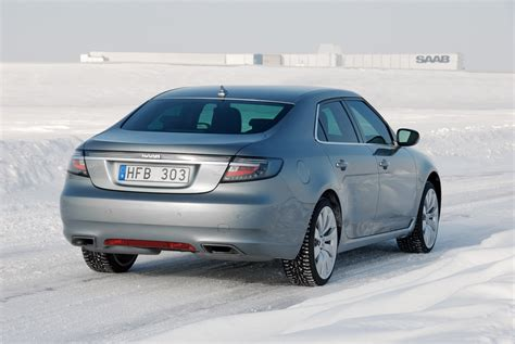 2011 Saab 9-5 Saloon With Two New Engines