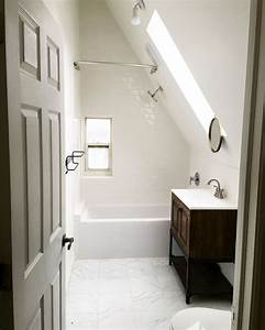 Best attic bathroom ideas on pinterest green small for Best toilets for small bathrooms
