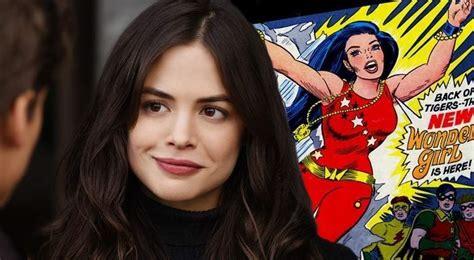 titans wonder donna troy costume leslie conor dc tease season episode comic star talk becomes bts deathstroke classic