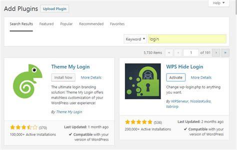 How To Change Your Wordpress Login Url ⋆ Donwapz Tech Blog