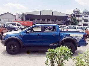 Ford Ranger Raptor : 2018 ford ranger raptor spotted ahead of malaysian debut auto news ~ Medecine-chirurgie-esthetiques.com Avis de Voitures