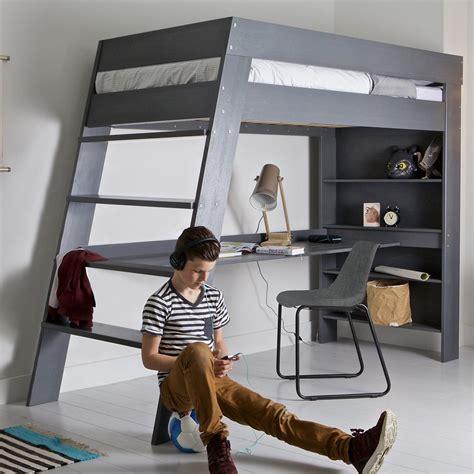 childrens loft bed with desk unique home office desks