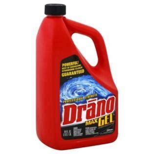drano max gel clog remover 64 fl oz 2 qt 1 8 lt