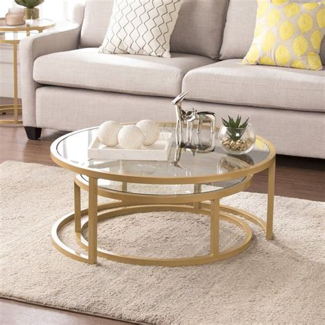 Sofa Table And End Table Set by Evie 2 Coffee Table Set In 2019 Coffee Accent