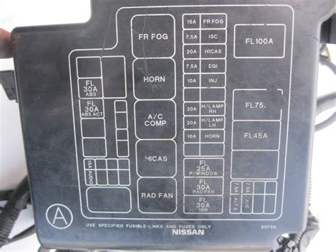 97 Sentra Fuse Box by General Questions I A 96 Nissan 200sx Where Is The