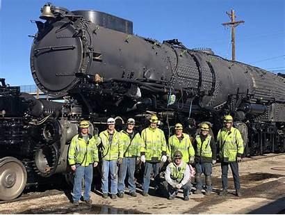 Steam 4014 Pacific Boy Union Update Locomotive