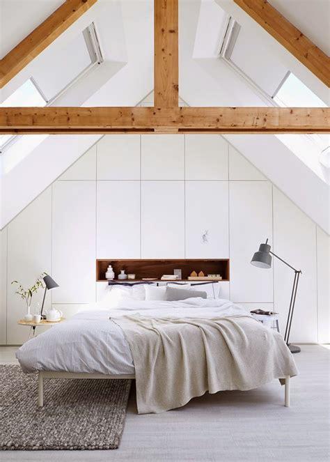 chambre a coucher dressing comment aménager une chambre sous combles lili in